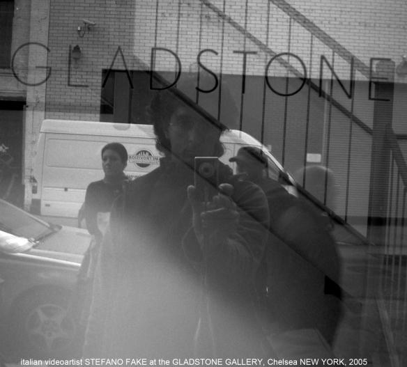 STEFANO FAKE GLADSTONE GALLERY NEW YORK 2005