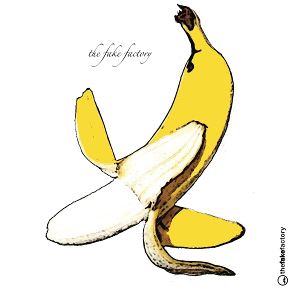 THE FAKE BANANA