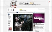 ELLE DECOR - WEBSITE 2010