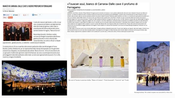 FERRAGAMO TUSCAN SOUL BIANCO DI CARRARA #09