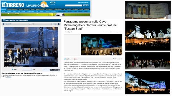 FERRAGAMO TUSCAN SOUL BIANCO DI CARRARA #13