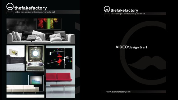 THE FAKE FACTORY videoart works01
