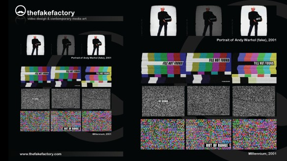 THE FAKE FACTORY videoart works02