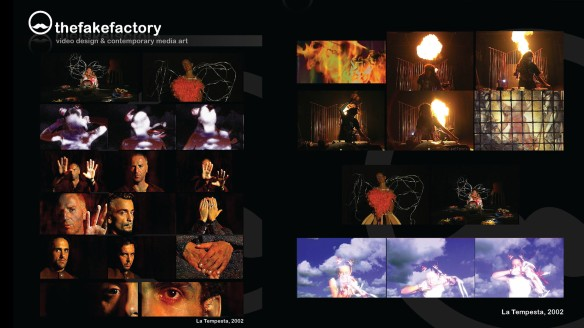 THE FAKE FACTORY videoart works11