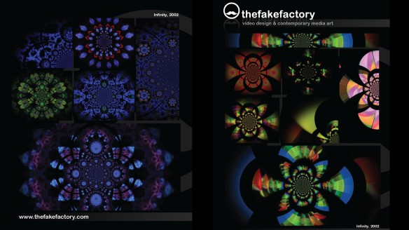 THE FAKE FACTORY videoart works13