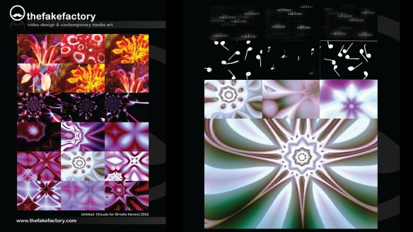 THE FAKE FACTORY videoart works16