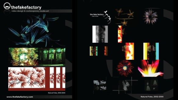THE FAKE FACTORY videoart works17