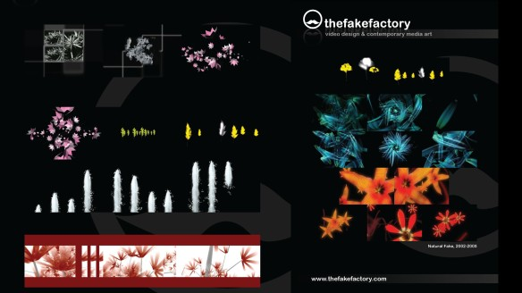 THE FAKE FACTORY videoart works18