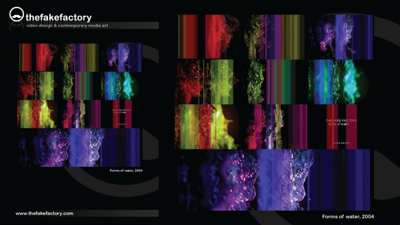 THE FAKE FACTORY videoart works24