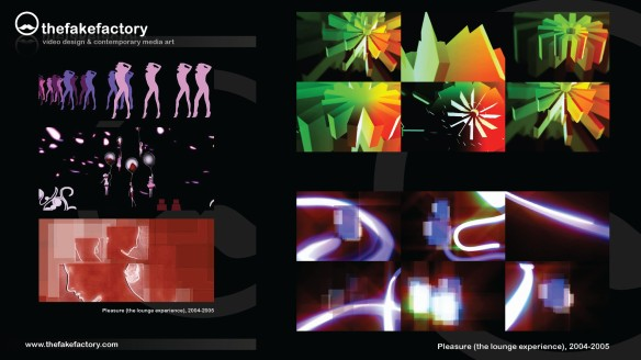 THE FAKE FACTORY videoart works36