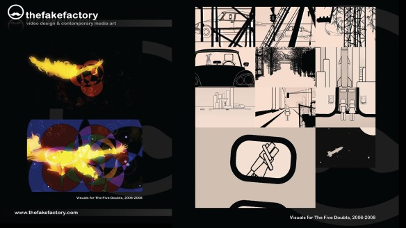 THE FAKE FACTORY videoart works50