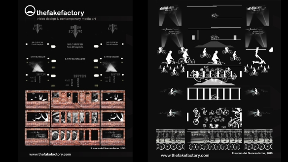 THE FAKE FACTORY videoart works77