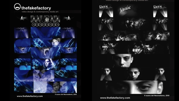 THE FAKE FACTORY videoart works78