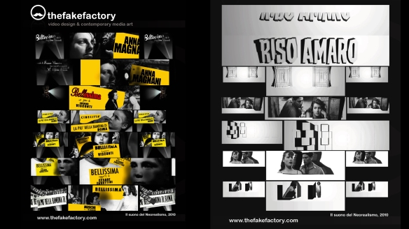 THE FAKE FACTORY videoart works80
