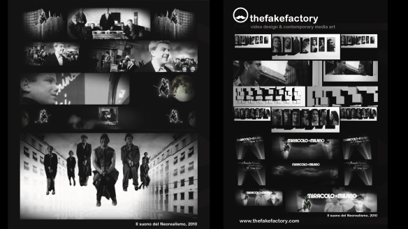 THE FAKE FACTORY videoart works81