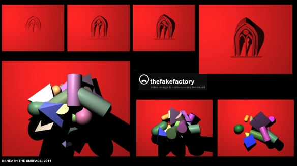 THE FAKE FACTORY videoart works88