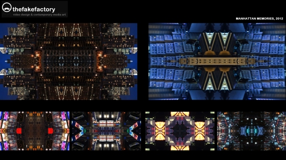 THE FAKE FACTORY videoart works96