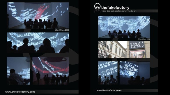 THE FAKE FACTORY #videoDESIGN 110
