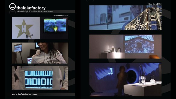 THE FAKE FACTORY #videoDESIGN 120