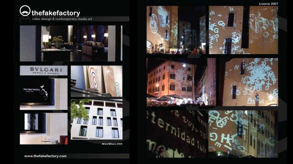 THE FAKE FACTORY #videoDESIGN 131