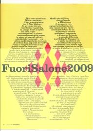 video design INTERNI FUORISALONE44