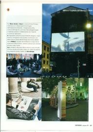 video design INTERNI FUORISALONE57