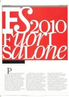 video design INTERNI FUORISALONE60