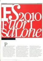 video design INTERNI FUORISALONE73