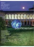 video design INTERNI FUORISALONE76