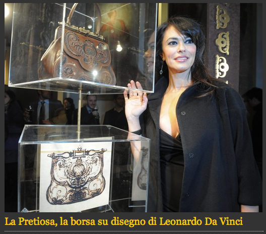 Gherardini la pretiosa di Leonardo