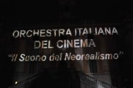 stefano fake - orchestra del cinema 69