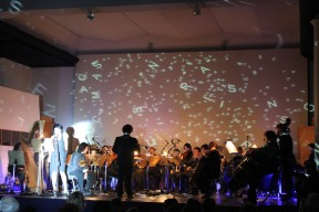 stefano Fake -orchestra italiana cinema videodesign 02
