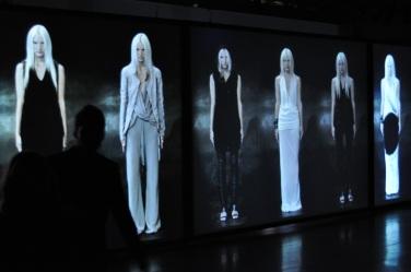 STEFANO FAKE : WHITE : milan fashion week 01