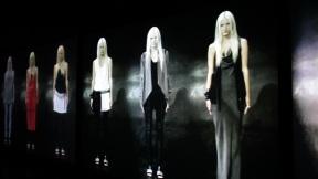 STEFANO FAKE : WHITE : milan fashion week 04