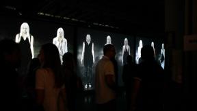 STEFANO FAKE : WHITE : milan fashion week 05