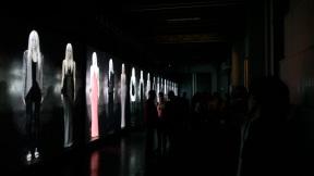 STEFANO FAKE : WHITE : milan fashion week 06