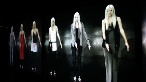 STEFANO FAKE : WHITE : milan fashion week 07