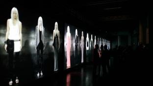 STEFANO FAKE : WHITE : milan fashion week 08