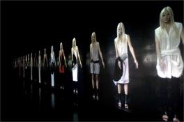 STEFANO FAKE : WHITE : milan fashion week 09