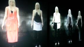 STEFANO FAKE : WHITE : milan fashion week 11