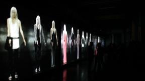 STEFANO FAKE : WHITE : milan fashion week 12