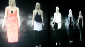 STEFANO FAKE : WHITE : milan fashion week 14