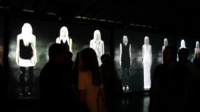 STEFANO FAKE : WHITE : milan fashion week 15