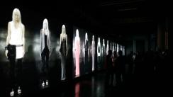 STEFANO FAKE : WHITE : milan fashion week 16