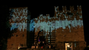 castello imperatore prato videoproiezioni 05