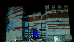 castello imperatore prato videoproiezioni 12