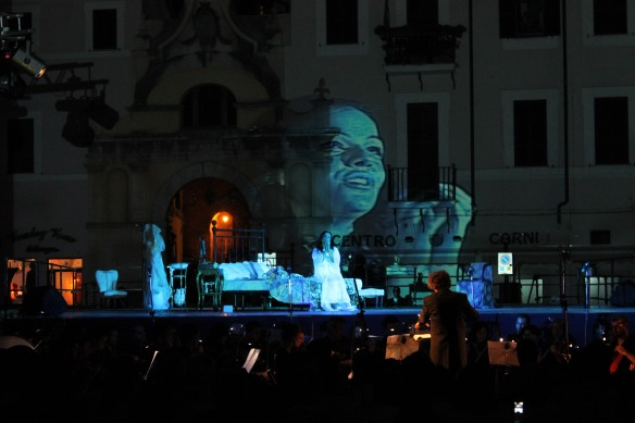 OPERA LIRICA IN PIAZZA - scenografie video11