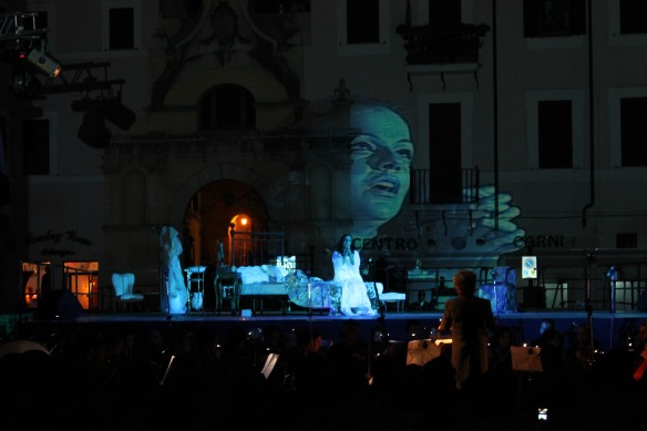 OPERA LIRICA IN PIAZZA - scenografie video_10