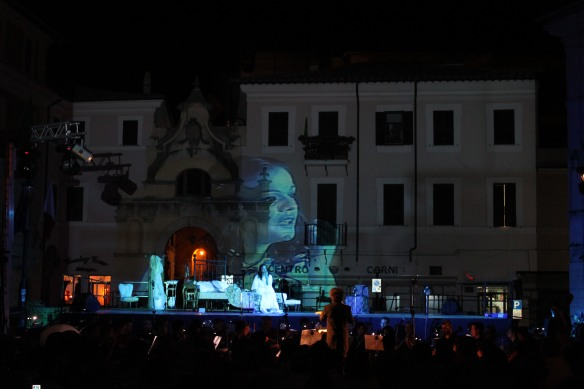 OPERA LIRICA IN PIAZZA - scenografie video_12