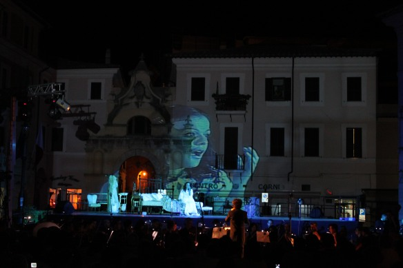 OPERA LIRICA IN PIAZZA - scenografie video_13